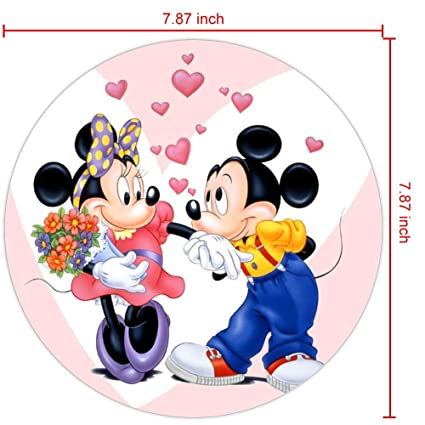 Amazoncom Disney Collection Computer Gaming Mouse Pad Mat