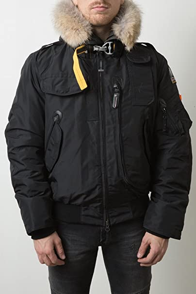 Parajumpers Gobi Jacket - Black - Mens - XXXL