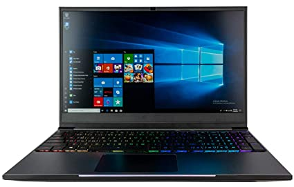 CUK GK5CN6Z Gaming Laptop (Intel i7-8750H, 32GB RAM, 500GB NVMe SSD
