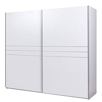Schwebetürenschrank Como 11, Modernes Schlafzimmerschrank mit 2 ...