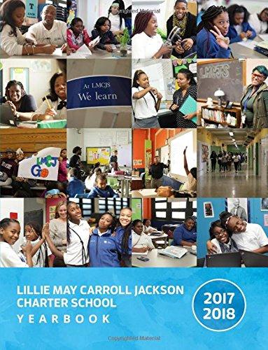 Lillie May Carroll Jackson School Yearbook 2017-2018 pdf