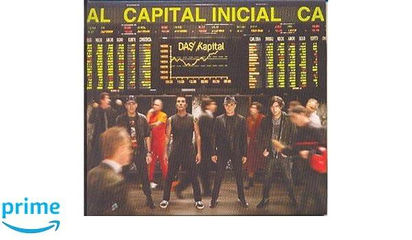 o cd do capital inicial das kapital