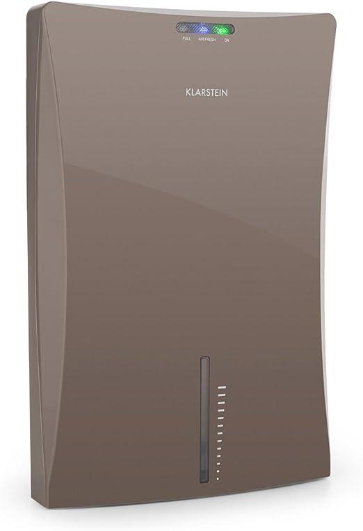 Klarstein Drybest 2000 2G Deshumidificador - Purificador ...