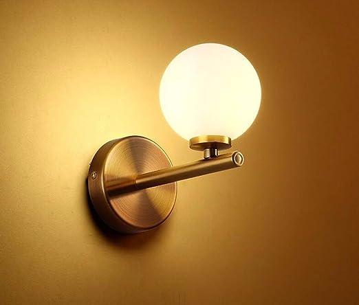 Flos Globe Milk Glass Single Sconce G4 Light Wall Lamp Home Lighting ...