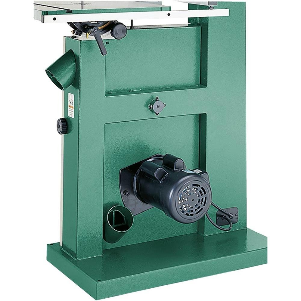 Grizzly G0513X2 Bandsaw with Cast Iron Trunnion, 2 HP, 17-Inch by Grizzly (Image #5)