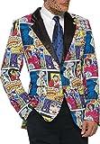 Forum Novelties Comic Book Blazer Adult Costume Standard