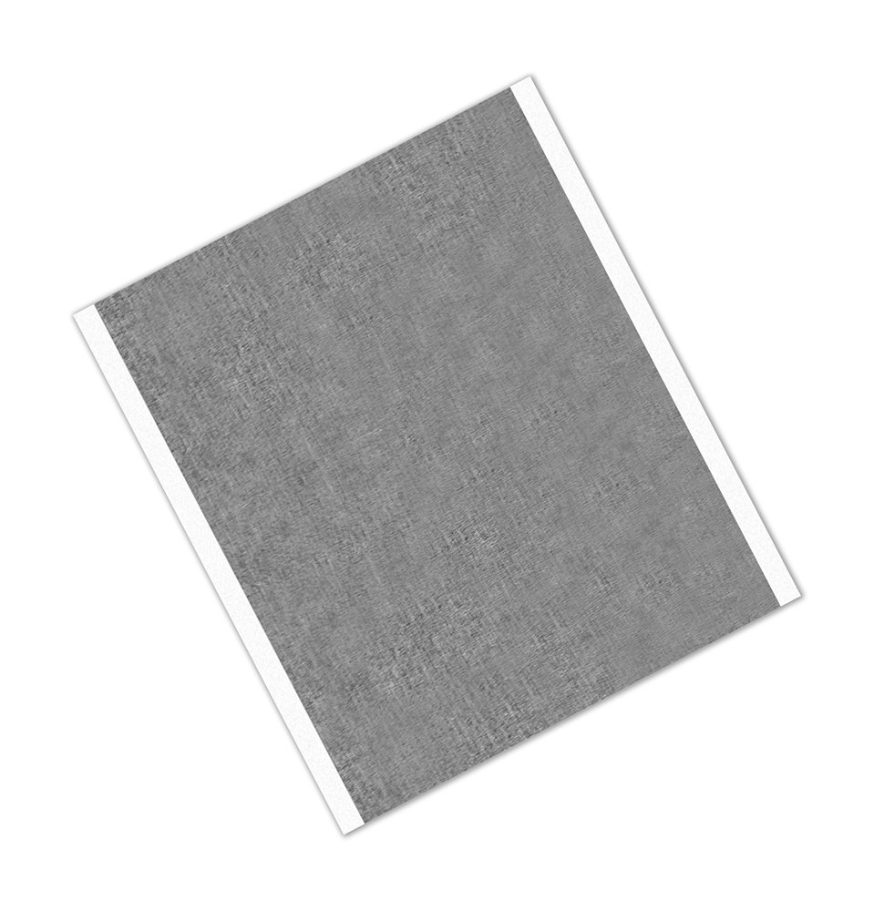 3M 3380 4 x 5-25 Silver Aluminum Foil Tape Pack of 25 0.0033 Thickness 4 Width 5 Length -30 to 260 Degrees F