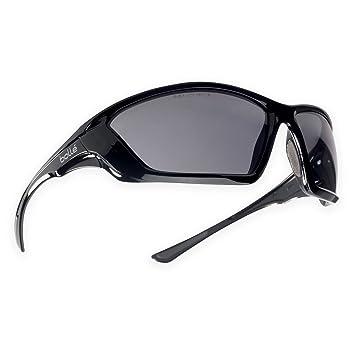 Bolle Tactical SWAT Ballistic Sonnenbrille - Smoke Lens Schwarz Rahmen ksg7H