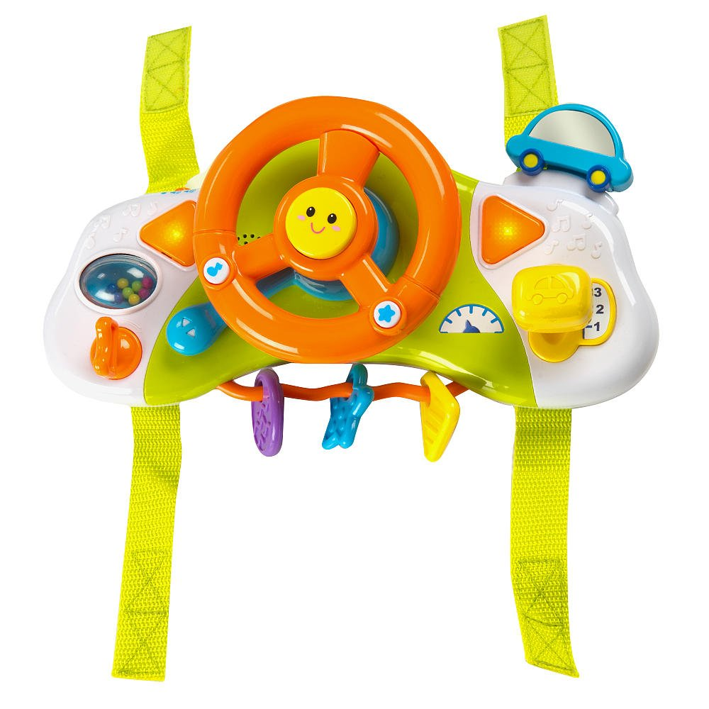 Amazon.com : Babies R Us My First Driver Stroller Toy : Toys Games ...