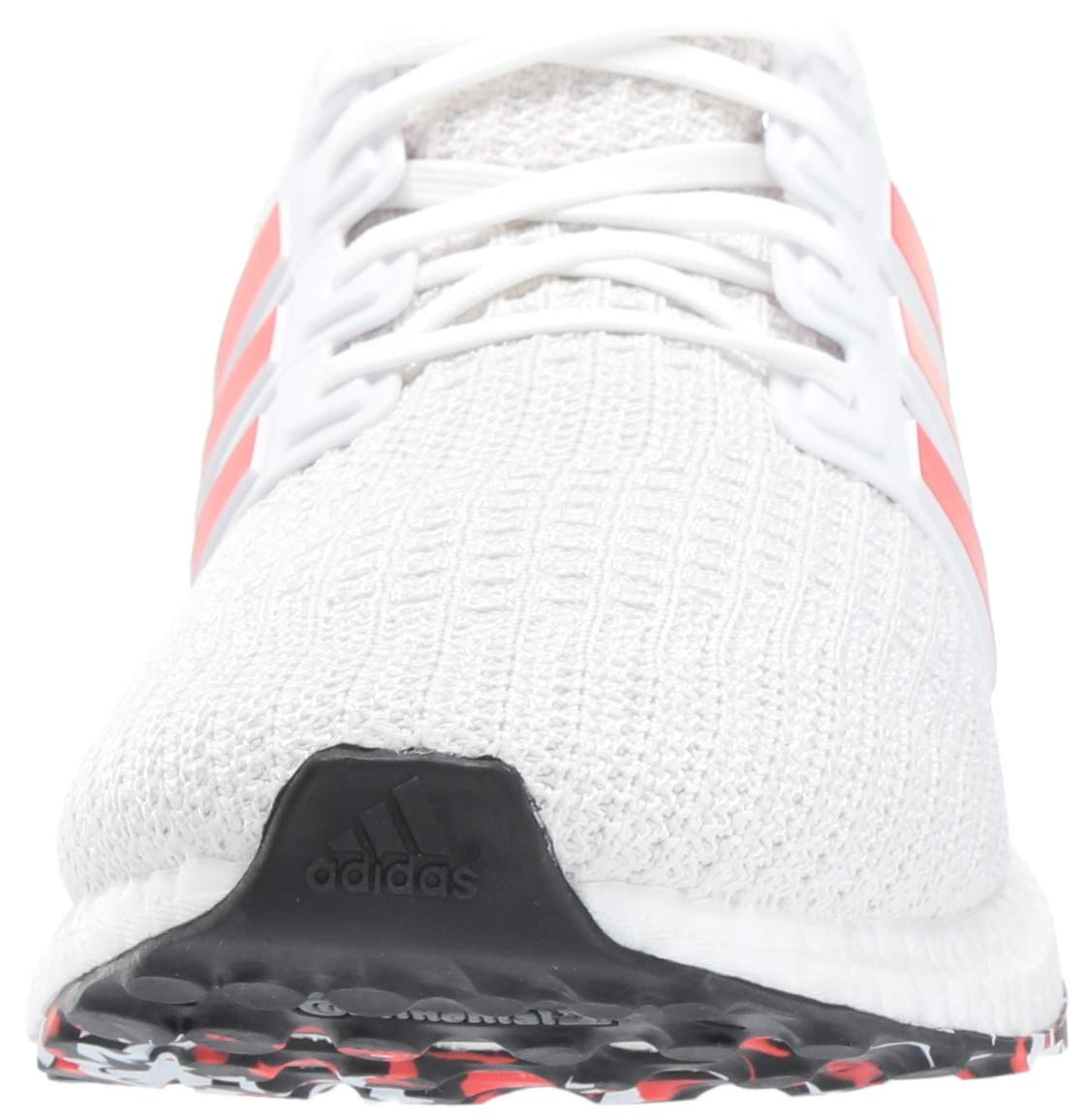 adidas Men's Ultraboost, Active red/Chalk White, 4 M US by adidas (Image #4)