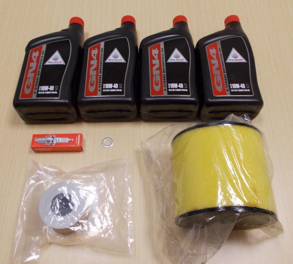 Nueva 2003 – 2005 Honda TRX 650 trx650 Rincon ATV Oe Servicio completo Kit de limpieza para