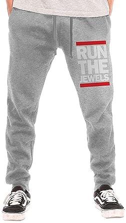 ishengx Run The Jewels - Pantalones de chándal para Hombre ...