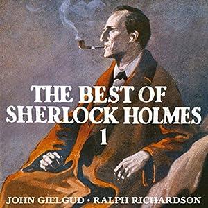 The Best of Sherlock Holmes, Volume 1 Radio/TV Program