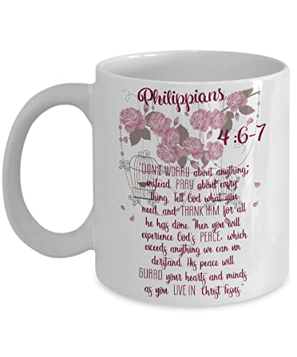 philippians 46 7 perfect christian gift for birthday gift christmas special awesome unique