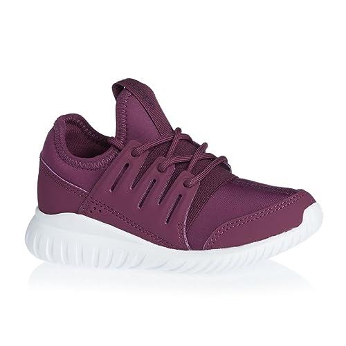 adidas Originals Tubular Radical Formadores de los niños, Color Rosa, Talla 46 2/3 EU: Amazon.es: Zapatos y complementos