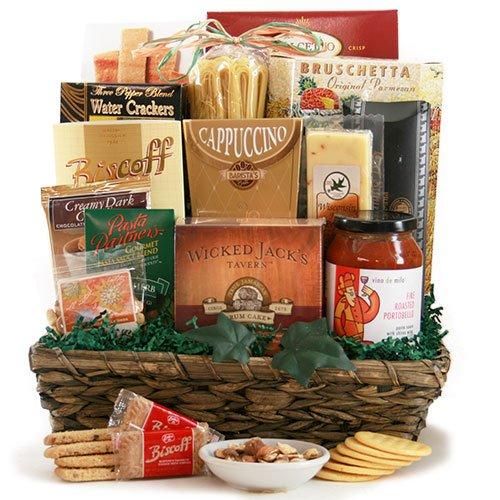 Dinner Time - Italian Gift Basket