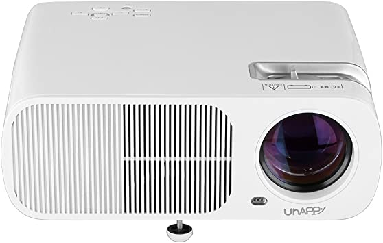 Uhappy BL20 - Mini LED LCD Proyector Home Cinema (resolución ...