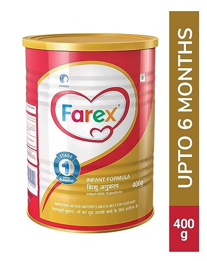 Farex 1 Infant Formula Tin - 400 g