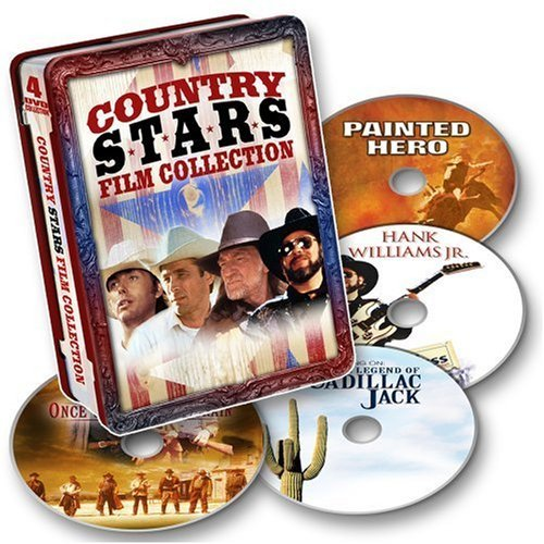 Country Stars Film Collection in Collectable Tin by Dwight Yoakam by Echo Bridge Home Entertainment