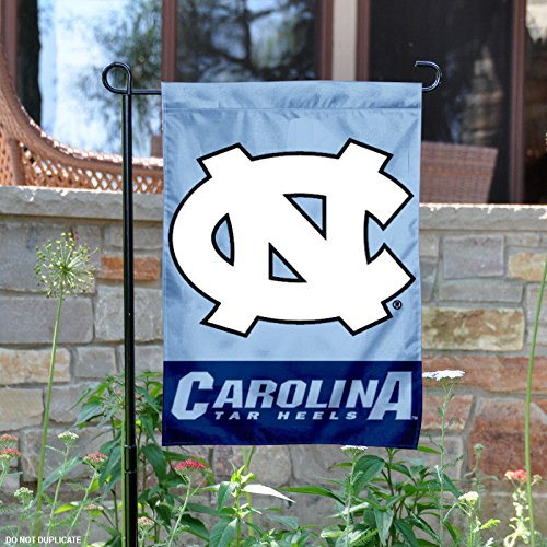 College Flags and Banners Co. North Carolina Tar Heels Garden Flag