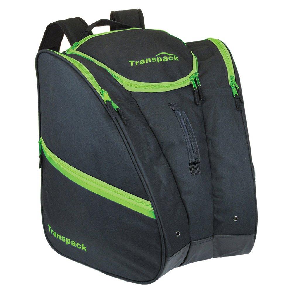 Transpack Cargo Boot Bag B075SCSP2K  Black-Lime Electric