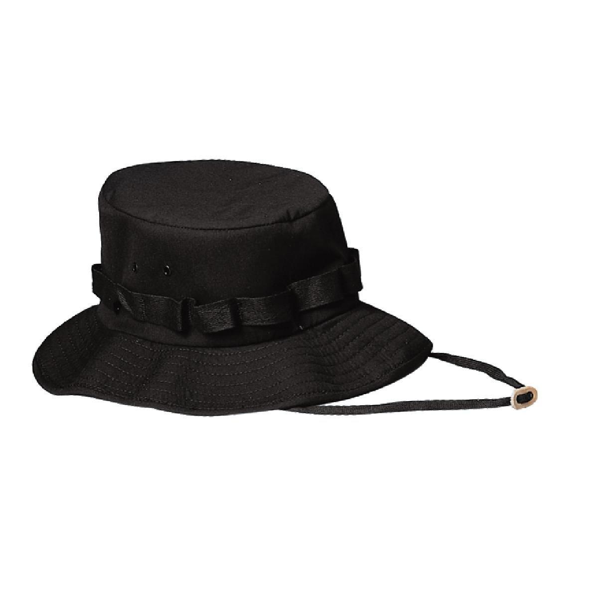Black Jungle Hats, Size XX-Large
