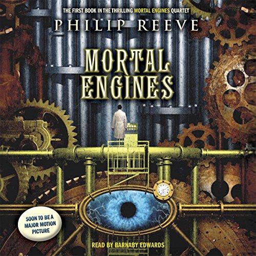 Mortal Engines: Mortal Engines, Book 1 cover