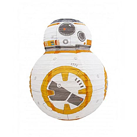 Star Wars - BB-8 Shaped Lampshade