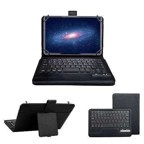 f3e2ab19b5c Amazon.com: eTopxizu Keyboard Case for 7-8 Inch Universal Tablet,2 ...