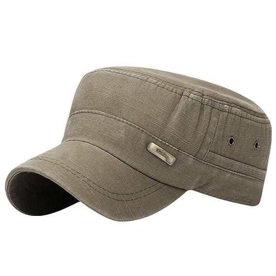 Winkey Fashion - Gorra de béisbol Unisex Estilo Militar ...