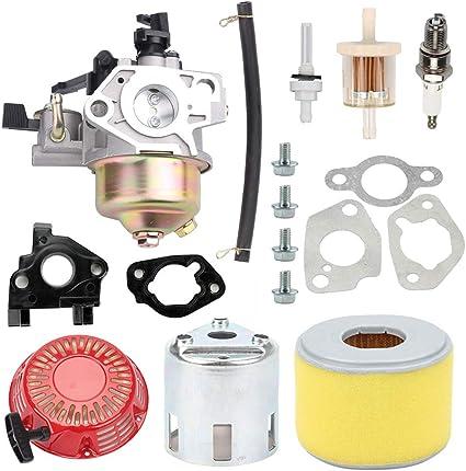 Carburetor Carb Kit For Honda GX270 9HP Engine