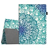 Fintie Microsoft Surface Pro 2017 / Surface Pro 4 Case - PU Leather Folio Stand Cover w/ Stylus Holder for New Surface Pro / Surface Pro 4 3