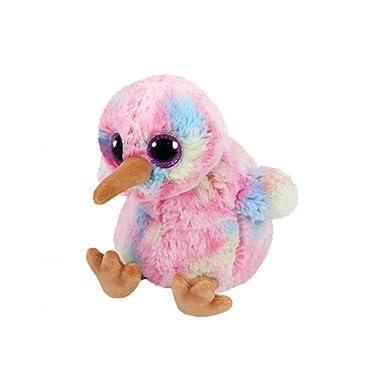 TY BEANIE BOOS 15cm KIWY BIRD gift idea peluche toy puppet VX327