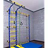 Home Gym Swedish Wall Playground Set for Schools Kids Room - Comet S3