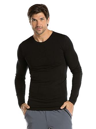 9051d1572e95e3 Amazon.com  Barco One 0305 Men s Seamless Long Sleeve Underscrub ...