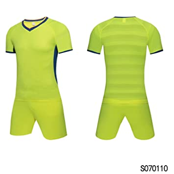 1338bf07ffe lusam Feeling Sports Referee Jersey Suit Uniform Kit - Shirt + Shorts for Football  Soccer Rugby