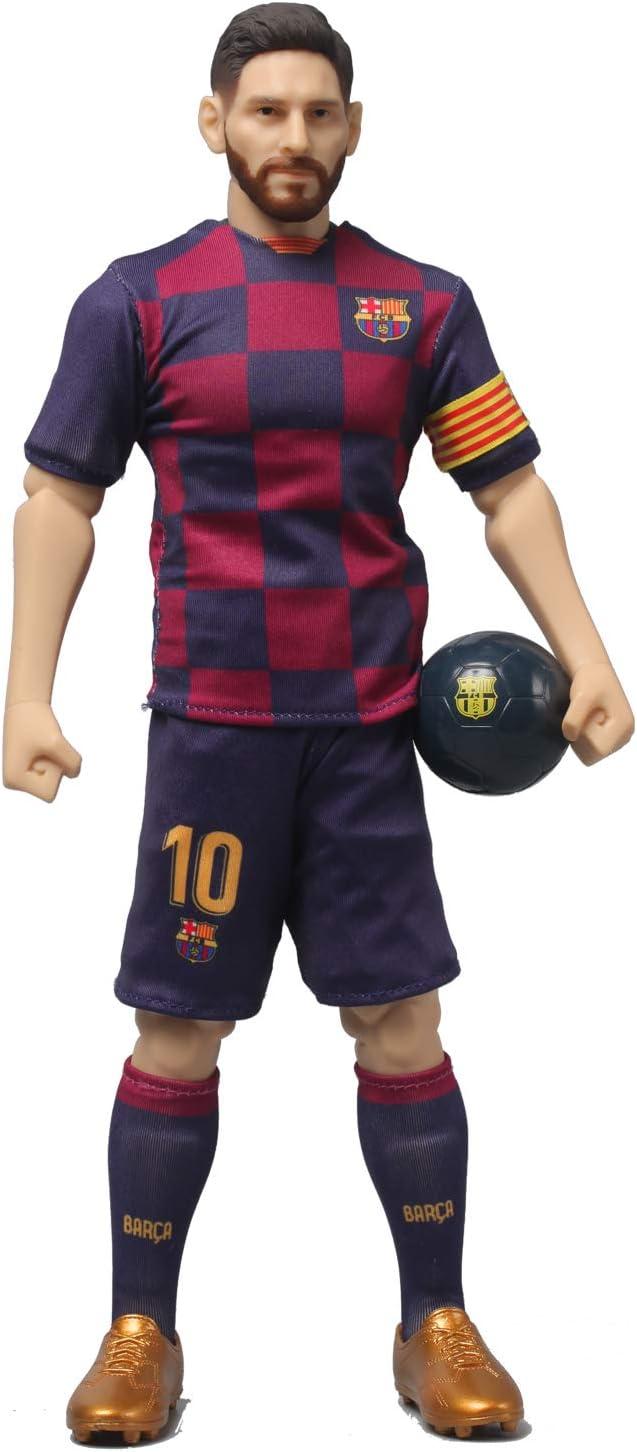 Sockers- Lionel Figura de acción FCB de Messi 2019/20 (BanboToys 2)