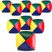 SIMUER Bolas de Malabarismo, 9 Pack Mini Bolas
