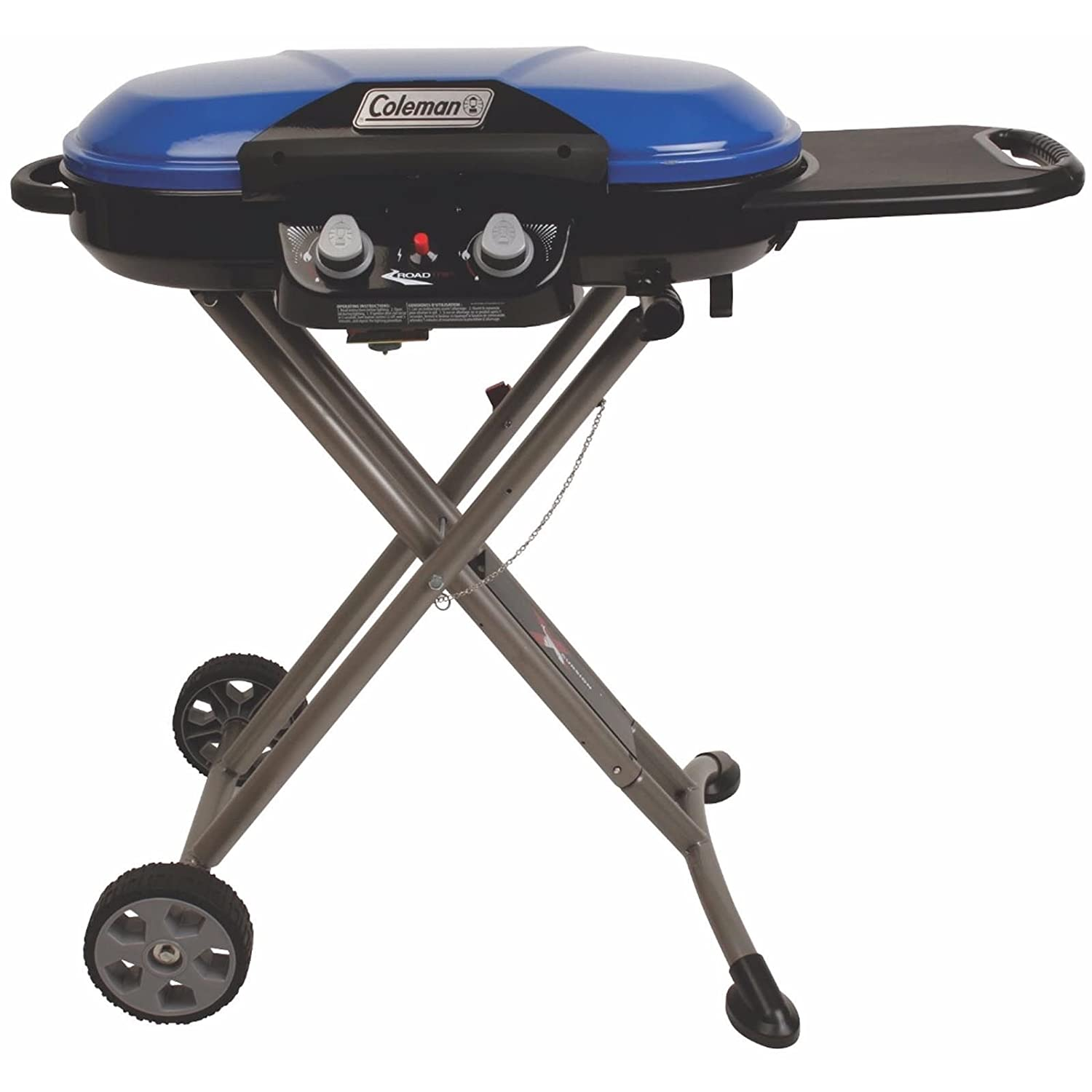 amazon com coleman x cursion collapsible portable propane grill