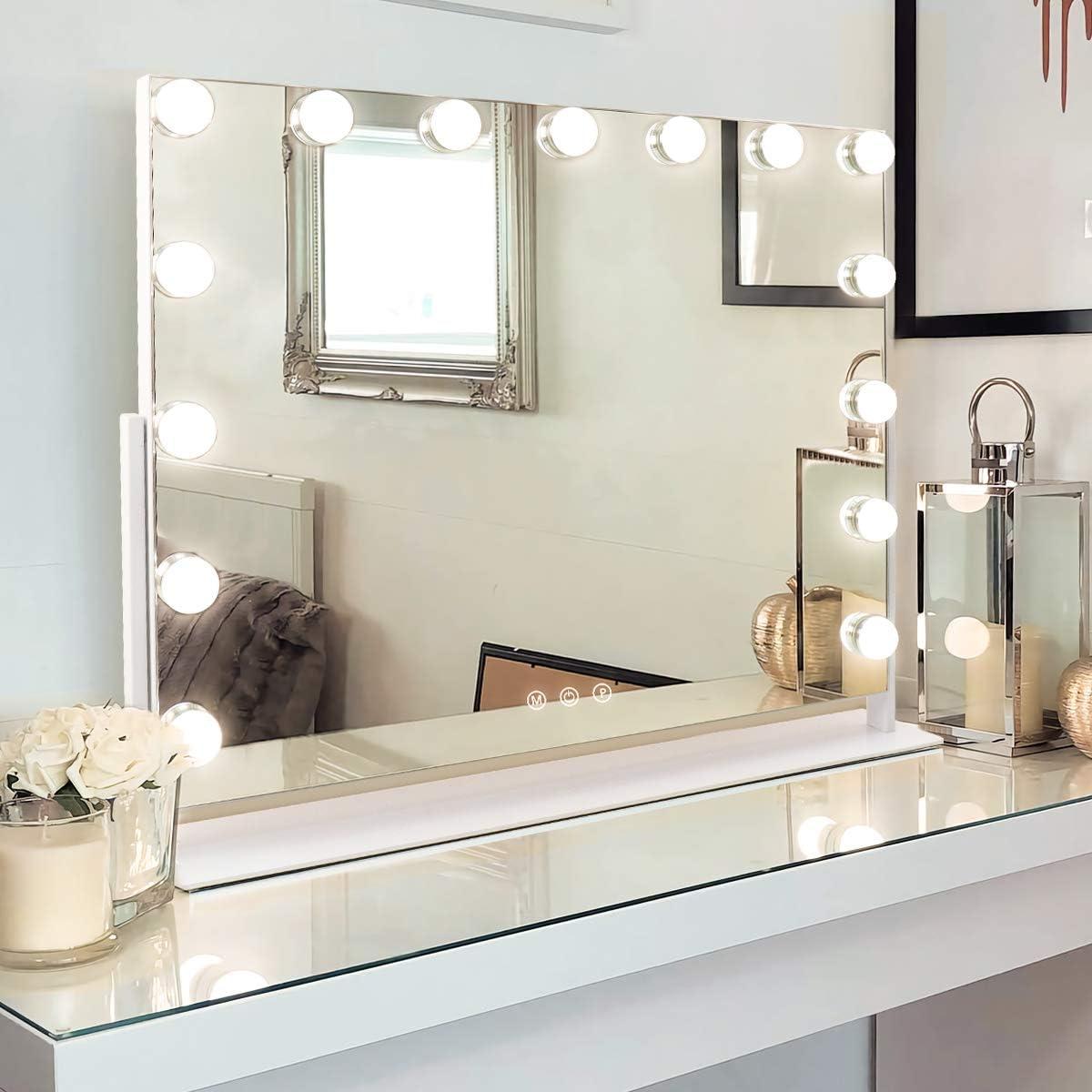 Misavanity Large Vanity Makeup Mirror