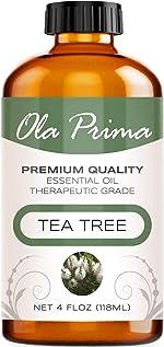 Ola Prima 4oz - Premium Quality Tea Tree Essential Oil (4