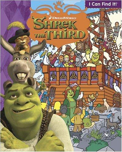 Shrek The Third (I Can Find It) pdf epub