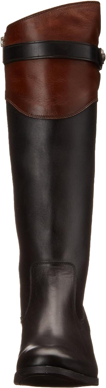 FRYE Damen Molly Button Tall-smvle Riding Boot, schwarz Schwarz Multi 76112
