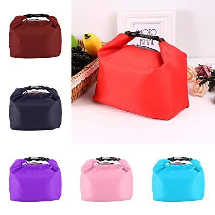 d3bc5dba759 Lunch Bag,Fanxis Fashion Reusable Square Zipper Closure Lunch Bag Food  Container For Women,