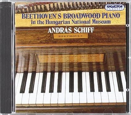 Beethovens Broadwood Klavier im Ungarischen Nationalmuseum