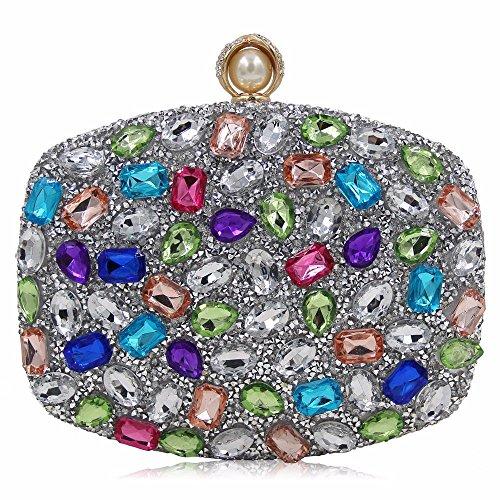 sac sac dîner 2018 partie b couleur beau sac diamant pochette E fashion sacoche pour qFwX0Ipw