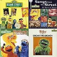 Sesame Street's Top Songs