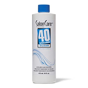 40 Volume Clear Developer