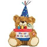 Musical Happy Birthday Plush Bear