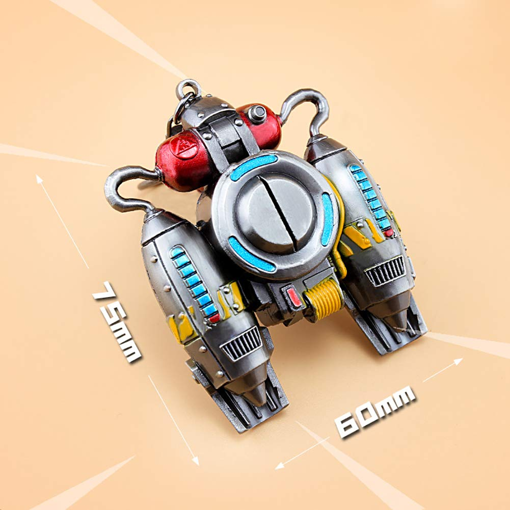 Amazon.com: Fortnite Jet Pack Llavero Llavero Accesorio ...